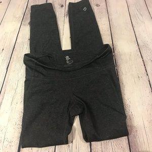Gap Fit Skinny Leggings Dark Gray Pants  Size XS